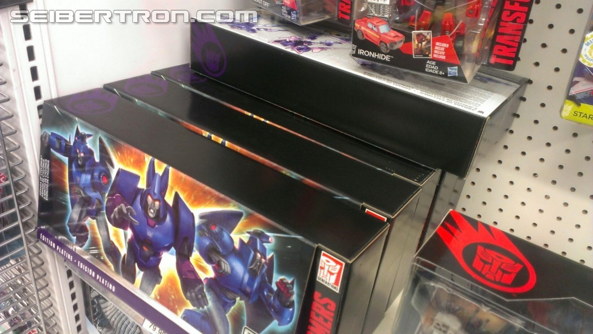 Transformers News: Transformers Generations Platinum Armada of Cyclonus Set Found in Canada