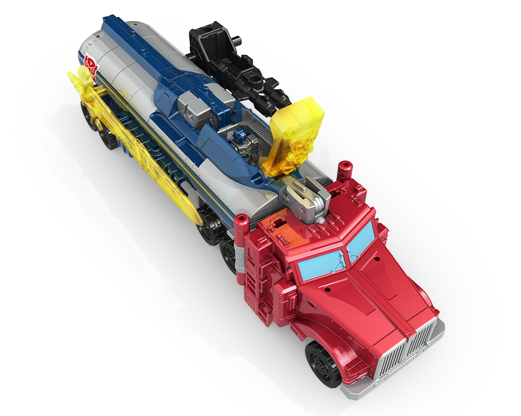 Transformers News: Official Images - Transformers Titans Return Kickback, G2 Optimus, Hot Rod, Sixshot and More