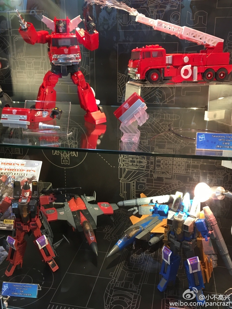 Transformers News: Takara Tomy Transformers Masterpiece MP-11ND Dirge Discussion Thread