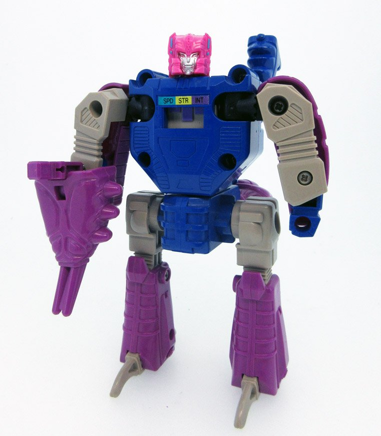 Transformers News: In Box Images of Takara Tomy Transformers Legends LG24 Shockwave and Cancer