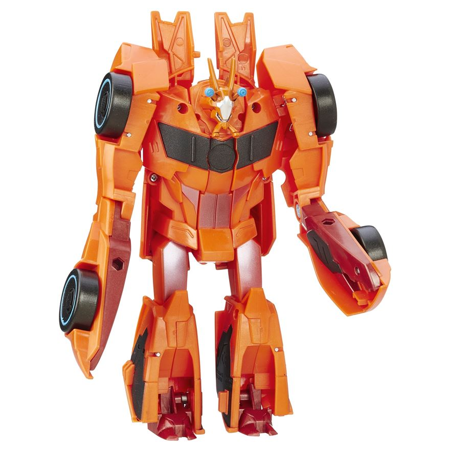 Transformers News: New Stock Images for Transformers Robots in Disguise Three Step Bisk