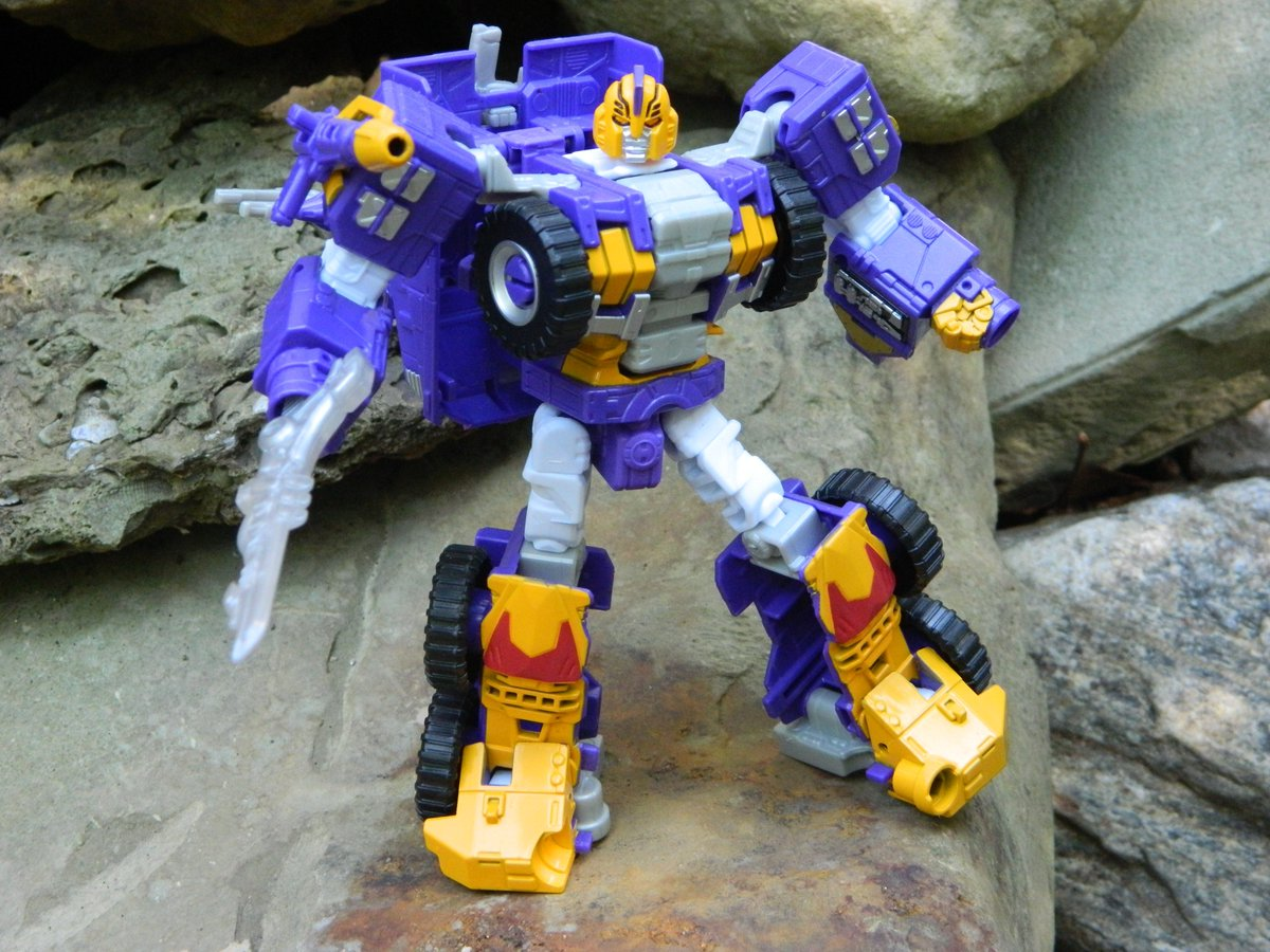 Transformers News: TFSS 4.0 Impactor Images