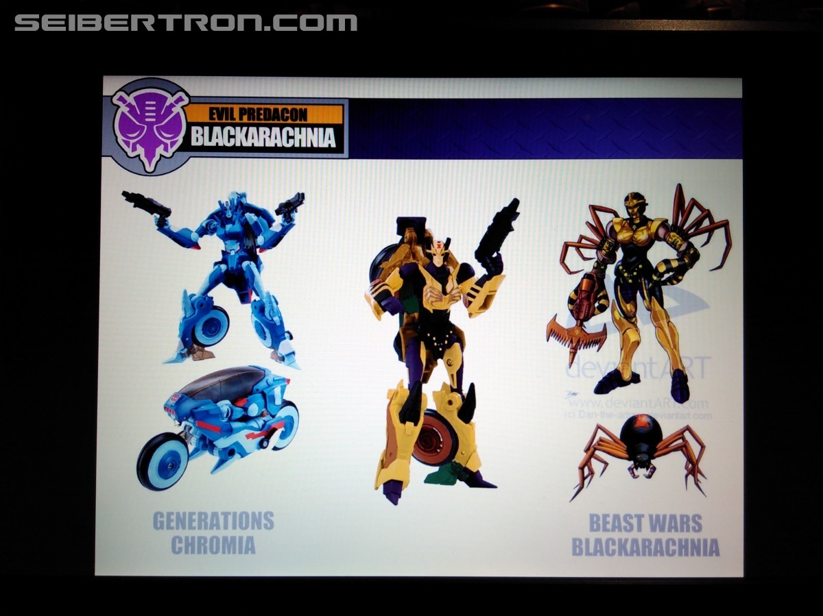 Transformers News: Unused Designs for Transformers Club Beast Wars Uprising Figures Revealed at TF Nation
