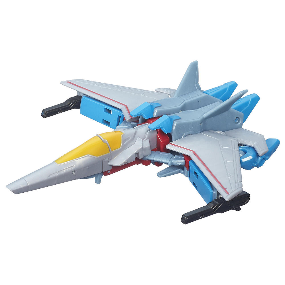 Transformers News: Transformers Robots in Disguise Warrior Starscream and Power Surge Starscream Available on Toysrus