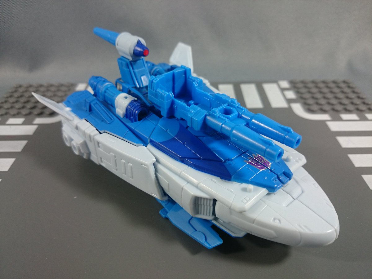 Transformers News: New Images - Takara Tomy Transformers Legends Shockwave, Blurr, Scourge