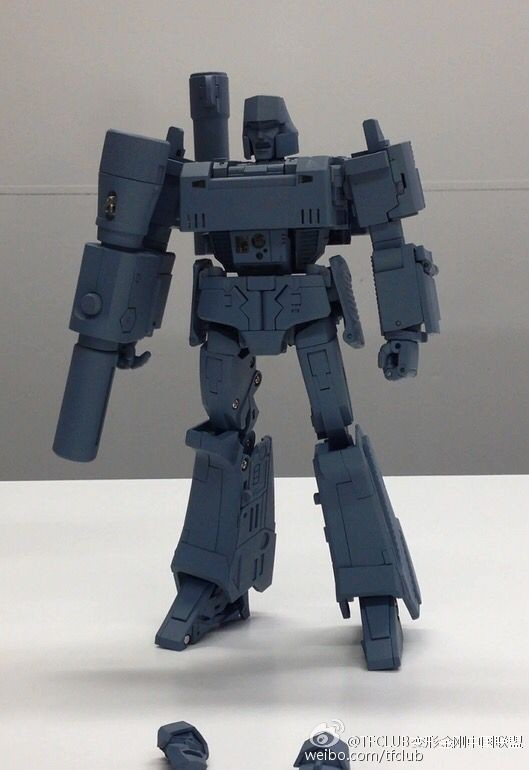 Transformers News: Rumour: Takara Tomy Transformers Masterpiece Megatron 2.0 Prototype
