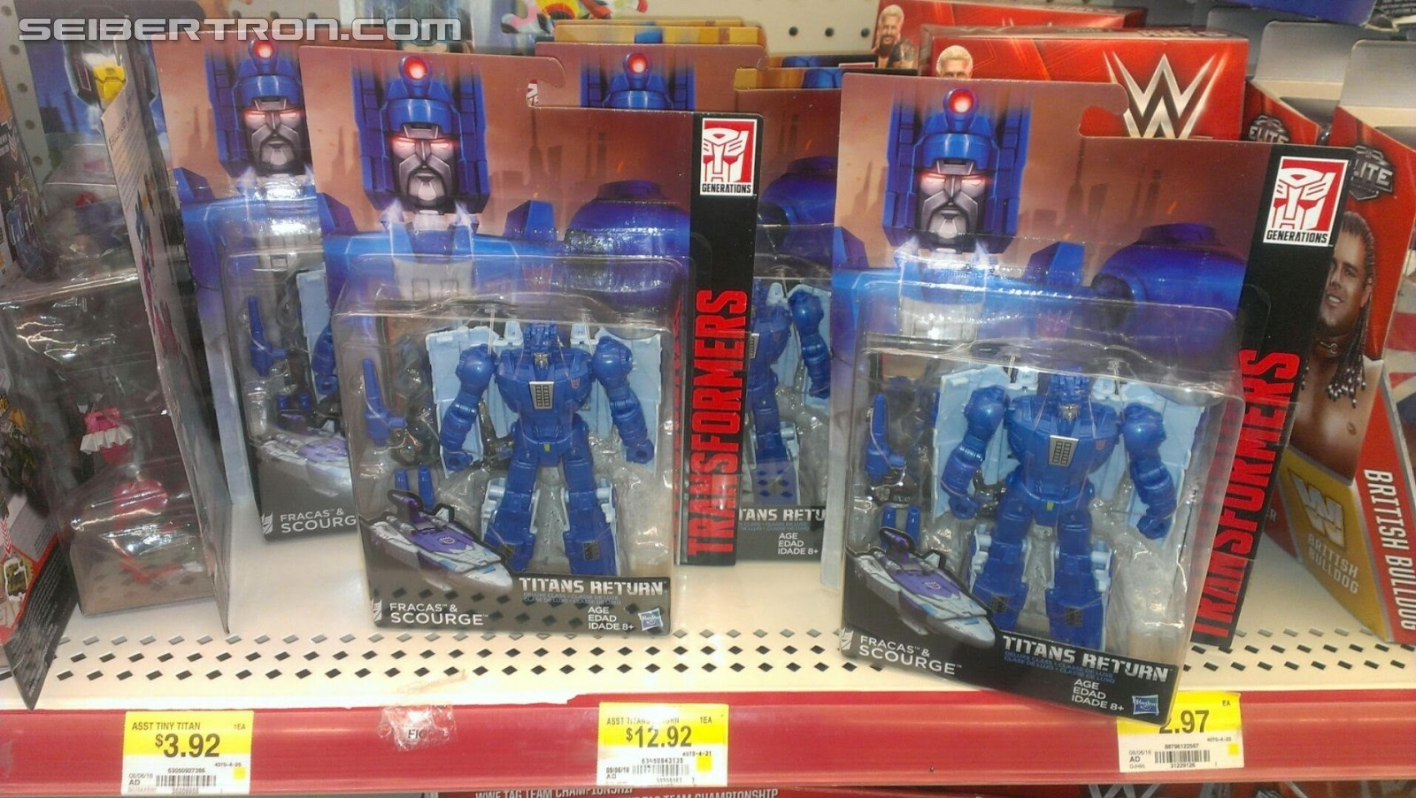 Walmart Toys Clearance : Price drop on deluxe titans return figures at walmart canada