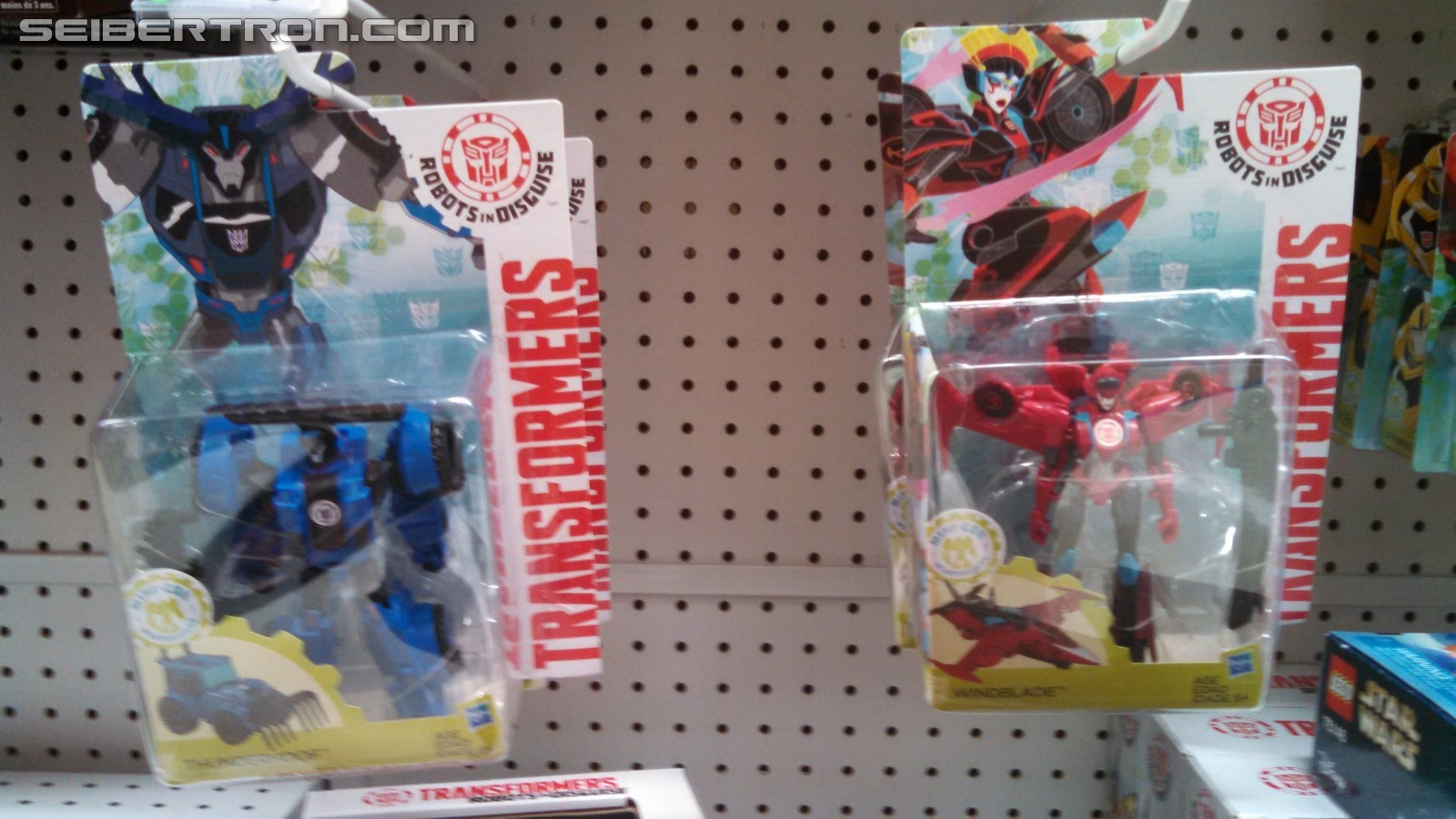 Transformers News: Transformers Robots in Disguise Wave 7 Featuring Windblade, Scorponok and new Prime Found in US
