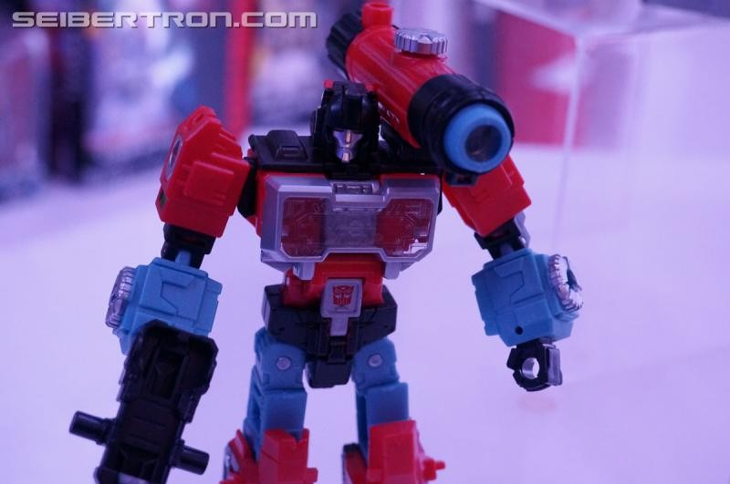 Transformers News: NYCC 2016 Seibertron Gallery: Titans Return Hot Rod, Triggerhappy, Twinferno, Breakaway, Perceptor