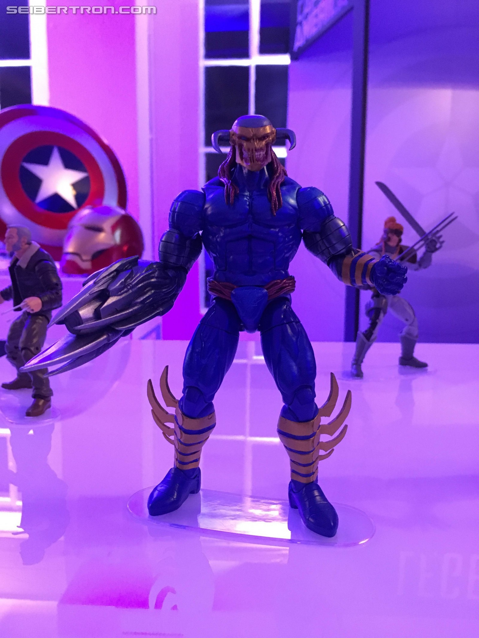 Transformers News: Marvel Legends Death's Head II