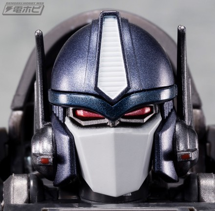 Transformers News: New Images - TakaraTomy Transformers Masterpiece MP32 Beast Convoy (Optimus Primal)