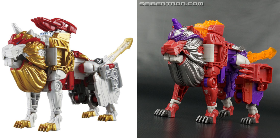 Transformers News: Clear Images of Legends LG41 Leo Prime