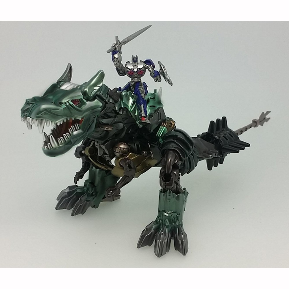 Transformers News: Official Images - Takara Tomy Transformers 10th Anniversary Grimlock and Strafe