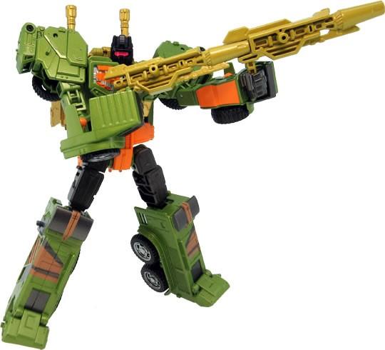 Transformers News: New Images of Transformers Unite Warriors Baldigus/Ruination