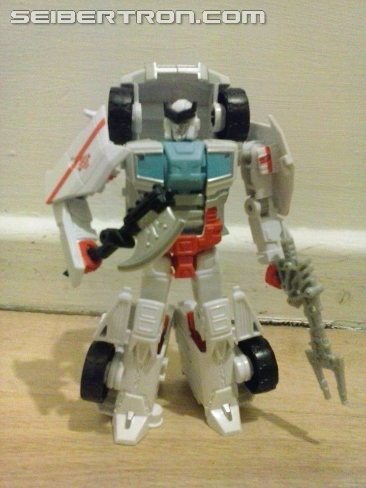 Transformers News: In Hand -  Takara Transformers Unite Warriors UWEX Lynxmaster