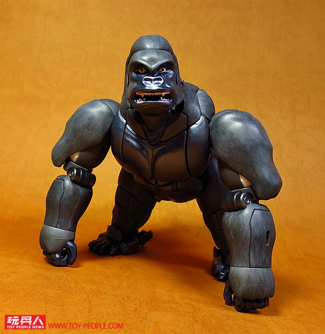 Transformers News: Re: TakaraTomy Transformers Masterpiece MP-32 Beast Convoy (Optimus Primal) Thread