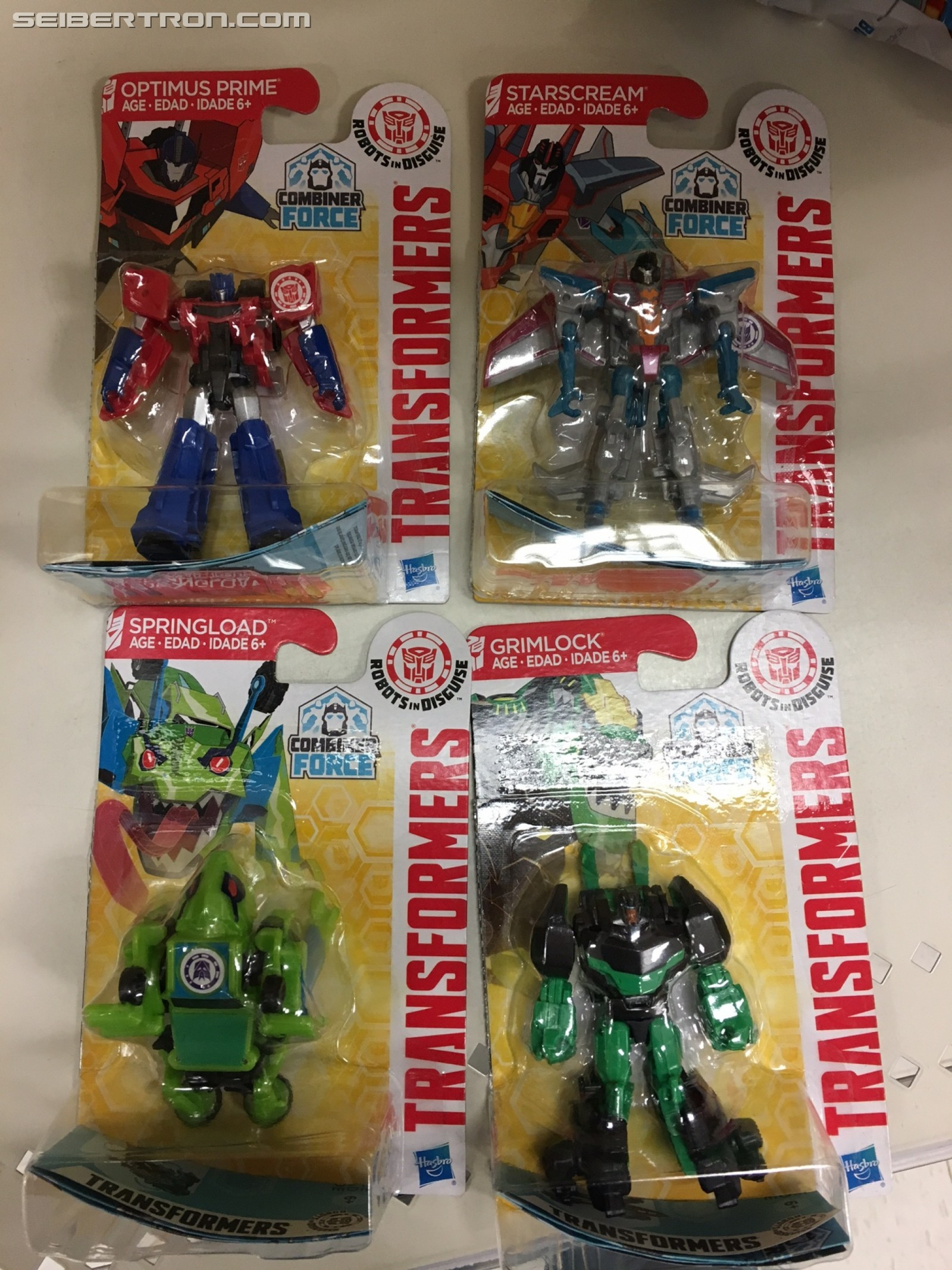 Transformers News: New Sightings and Listings for Latest Robots in Disguise Legion and Deluxe Toys