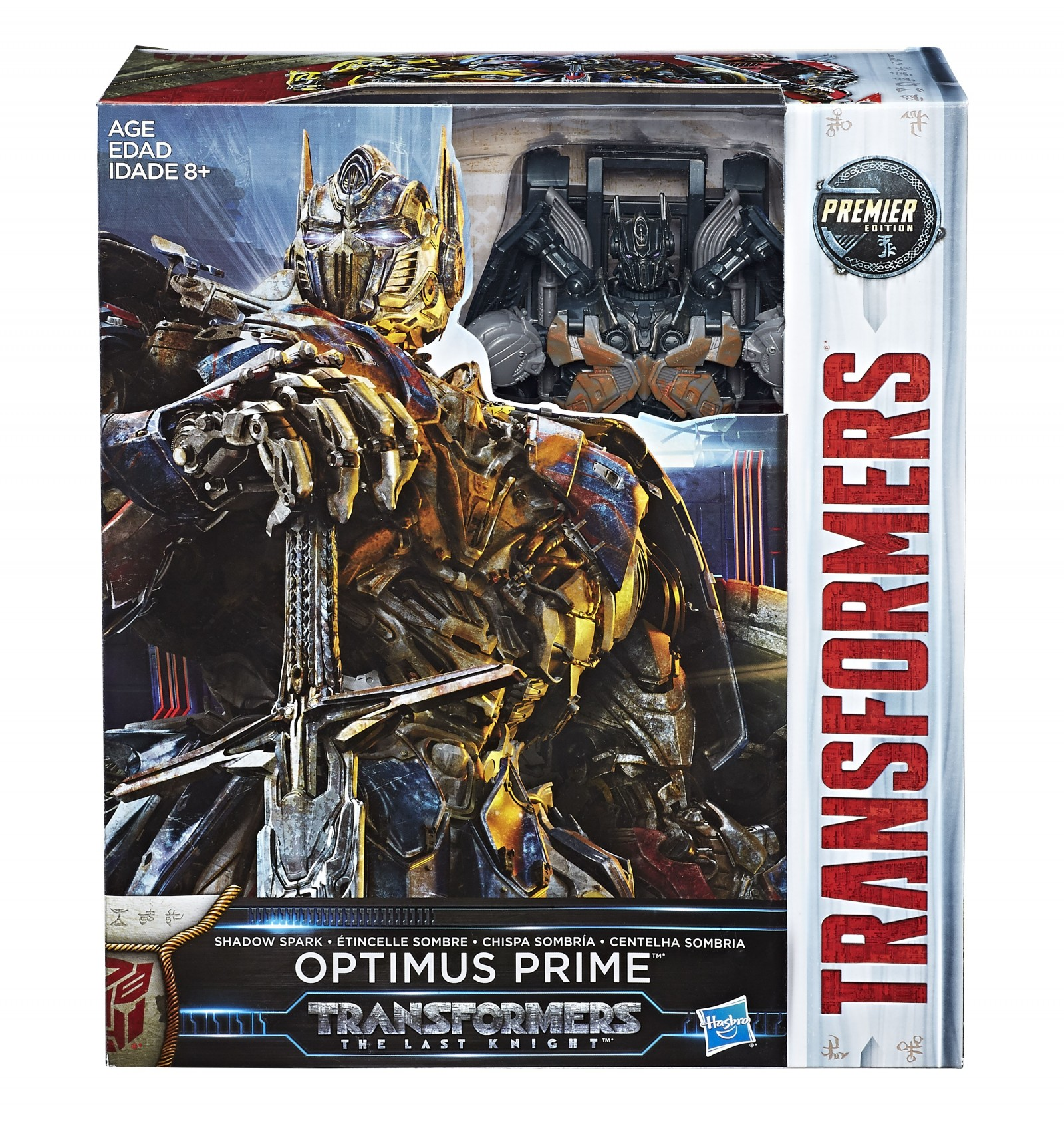 More info and large images of Shadow Spark Optimus Prime and MPM-3 ...