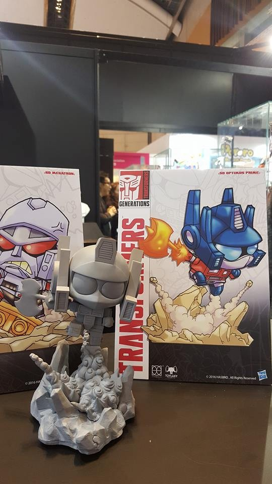 Transformers News: Officially Licensed ToyLaxy/Herocross SD Transformers Thread