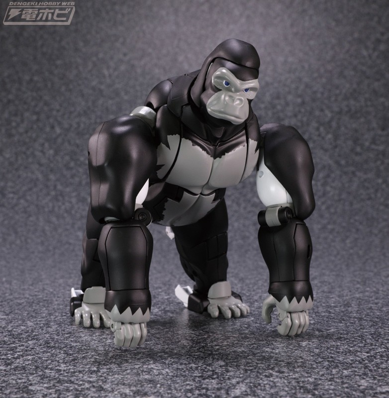 Transformers News: Images for Toy Accurate Redeco Masterpiece MP-38 Beast Wars Convoy