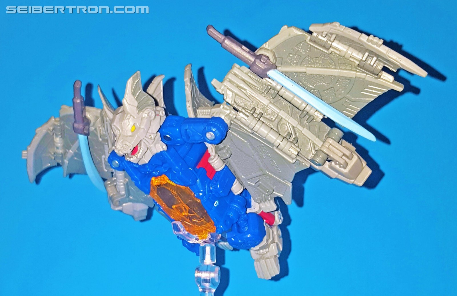 Transformers News: na na na na na Bat-Prime! Seibertron User Review - E-Hobby LE-EX Convobat