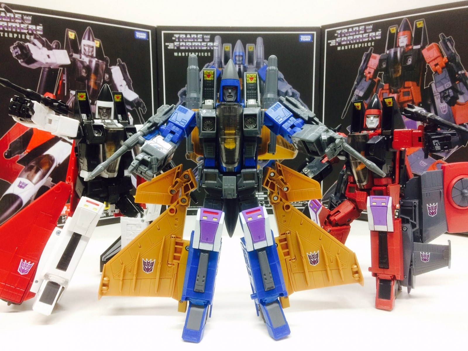 Transformers News: New Images Masterpiece MP-11ND Dirge