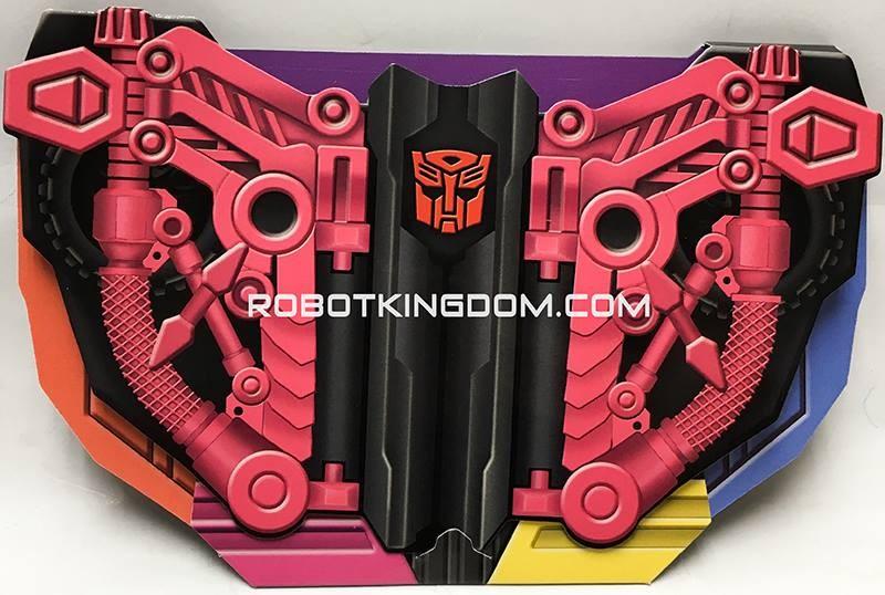 Transformers News: Collector Coin for Takara Transformers Unite Warriors UW-EX Megatronia