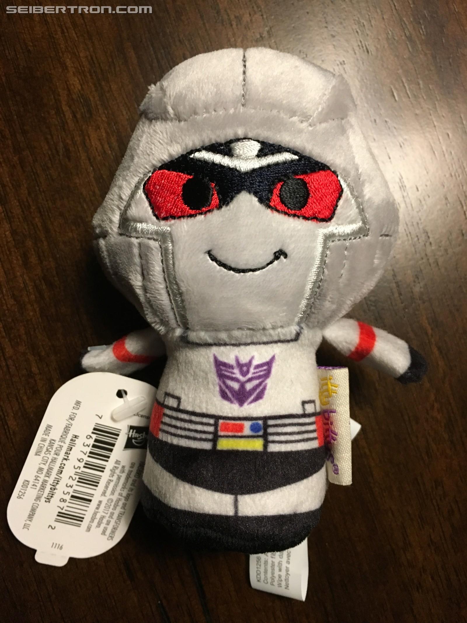 Transformers News: Re: Itty Bittys