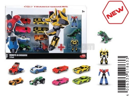 Transformers News: Images of Transformers Toys to be Released in 2017: Movie & RID