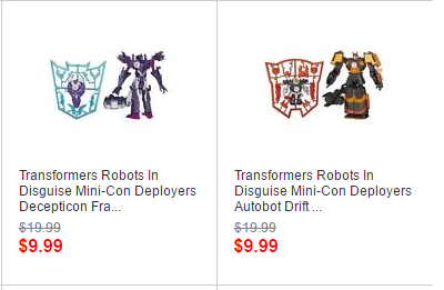 Transformers News: Steal of a Deal: Platinum Edition Soundwave $79.99 plus deals on