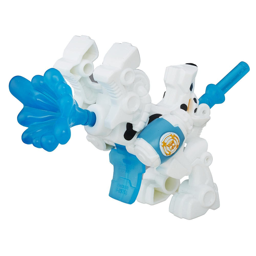 Transformers News: Transformers: Rescue Bots Swift and Fireplug at Toysrus.com