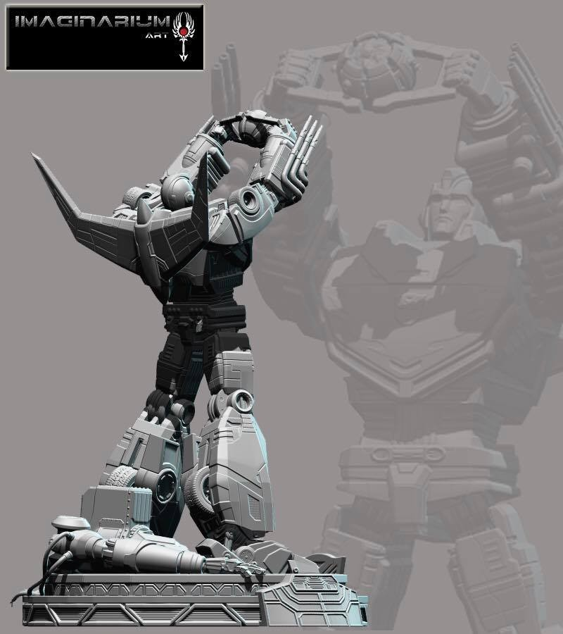 Statues Transformers G1 ― Par Pop Culture Shock, Imaginarium Art, XM Studios, etc 1487100712-imaginarium-rodimus-prime