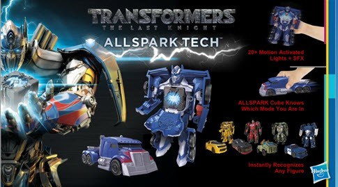 Transformers News: Toy Fair 2017 - Hasbro Investor Presentation Report: The Last Knight Dragon Toy and RID Brutcus