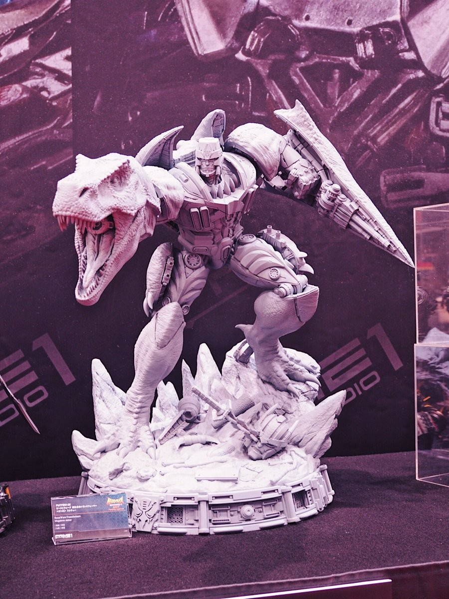 Transformers News: Prime 1 Studio Beast Wars Megatron Statue Revealed