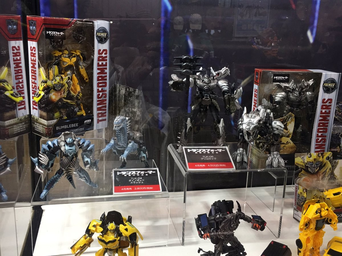 Transformers News: Takara Tomy Transformers The Last Knight Toys
