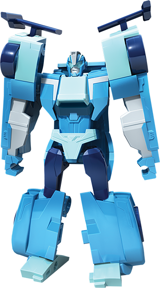 Transformers News: Official Images of Transformers Robots in Disguise Warrior and Legion Figures #HasbroToyFair #NYTF