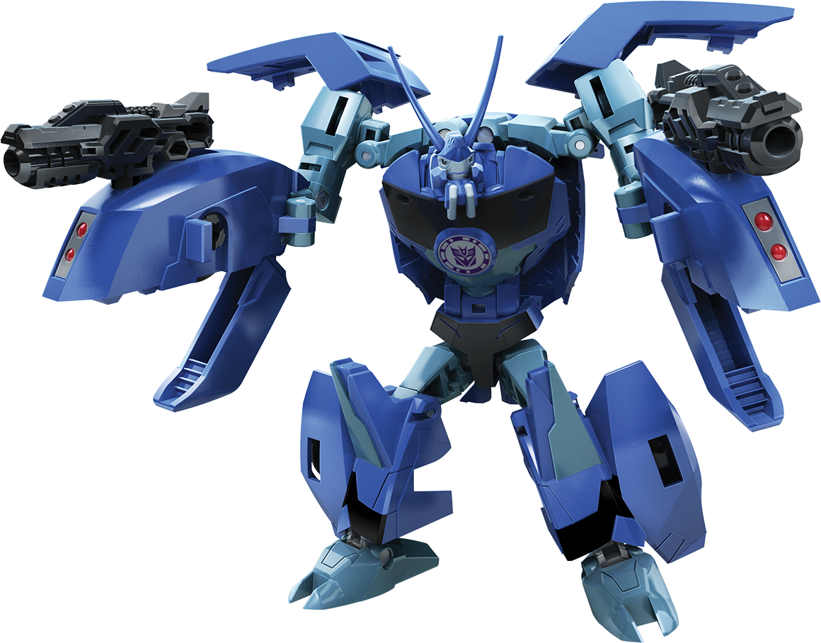 official images of transformers robots in disguise warrior