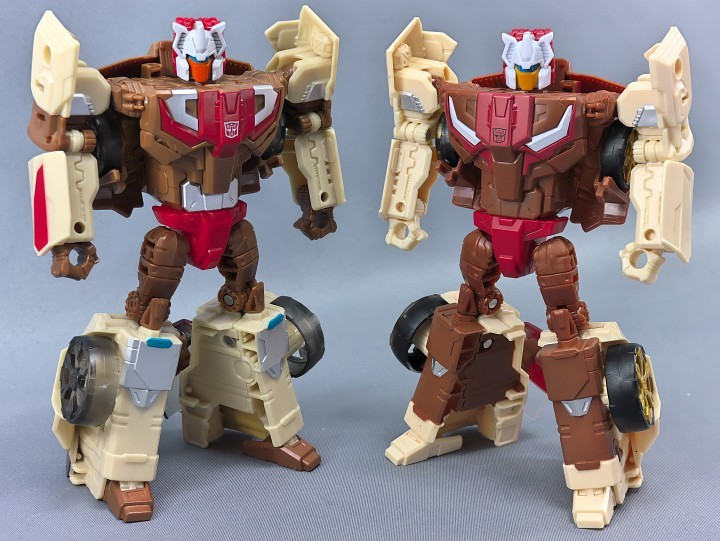 Transformers News: In-hand pictures of Takara Legends LG-EX Head Master Set