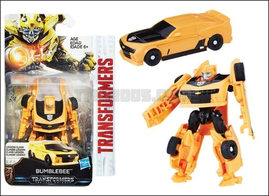 Transformers News: Product SKU and Case Breakdown for Transformers The Last Knight Toy Line Wave 1 (code names only)