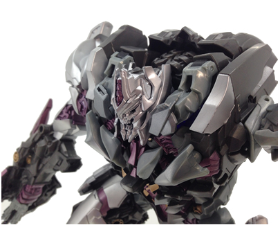 Transformers News: Takara Tomy Nightmare Megatron Re-issue