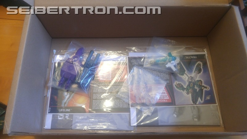 Transformers News: TFSS 5.0 Figures Now Arriving