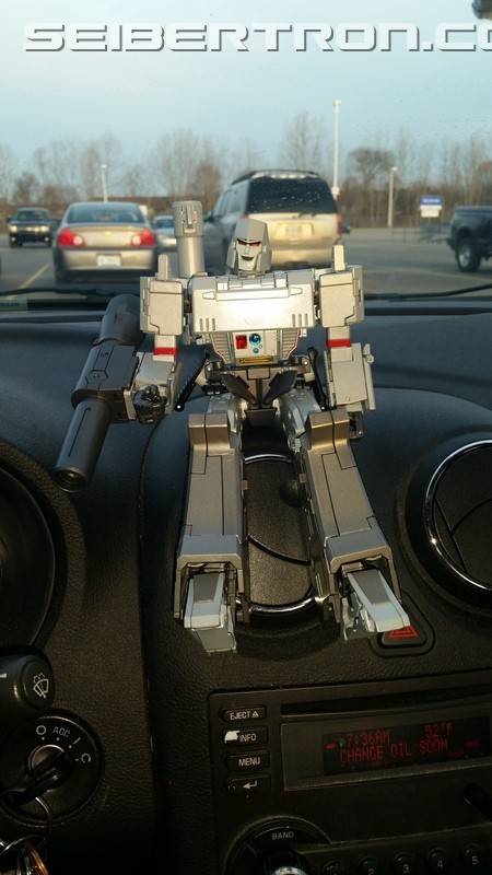 Transformers News: Masterpiece MP-36 Megatron - A Doubter Turned Believer's Review