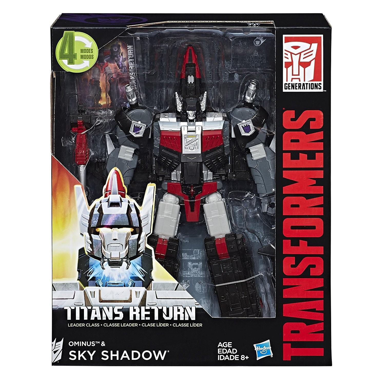 Transformers News: Titans Return Sky Shadow Up On Hasbro Toy Shop