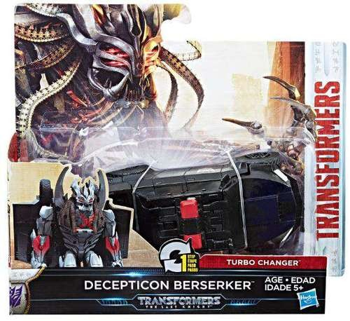 Transformers News: New Images of Legion Megatron, One Step Berserker and More from Transformers: The Last Knight