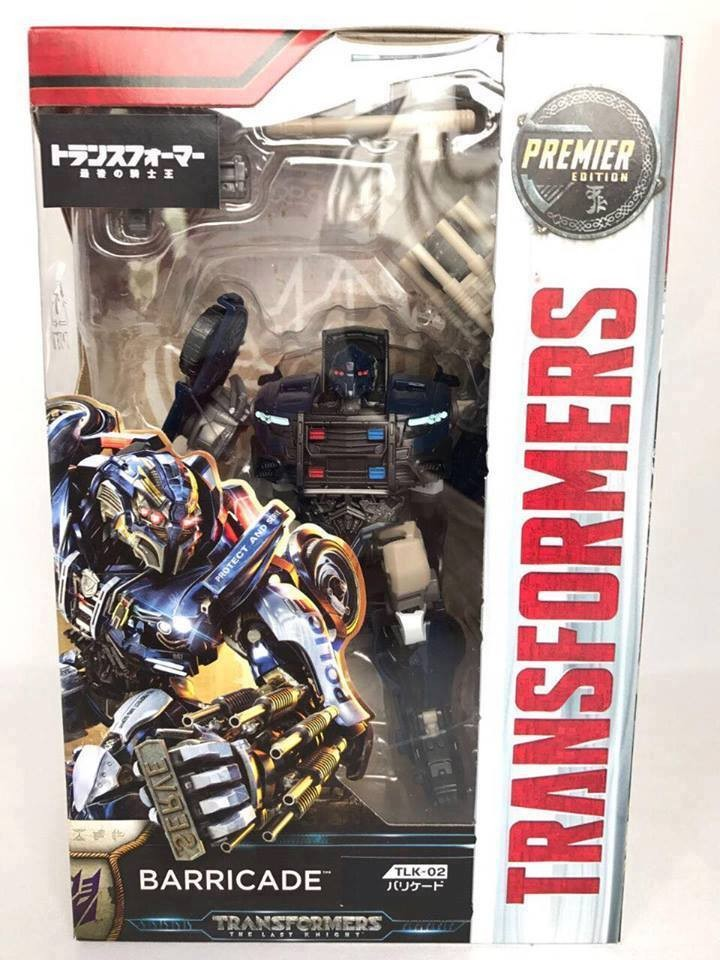 Transformers News: Takara The Last Knight Wave 1 In-Package Images