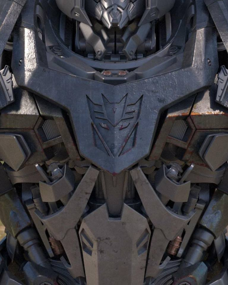 Transformers News: Prime 1 Studio Superior Megatron Teased