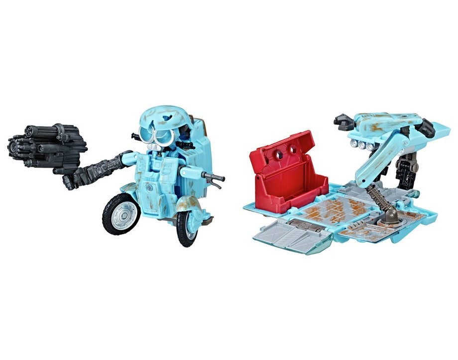 Transformers News: Transformers: The Last Knight Drift and Sqweeks Possibly Available in Argos UK