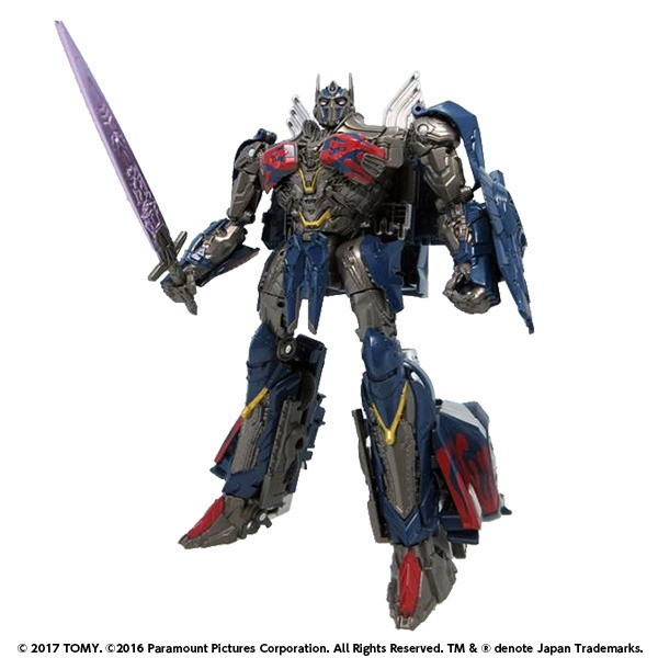 Transformers News: Takara The Last Knight Voyager Limited Edition Optimus Prime New Images