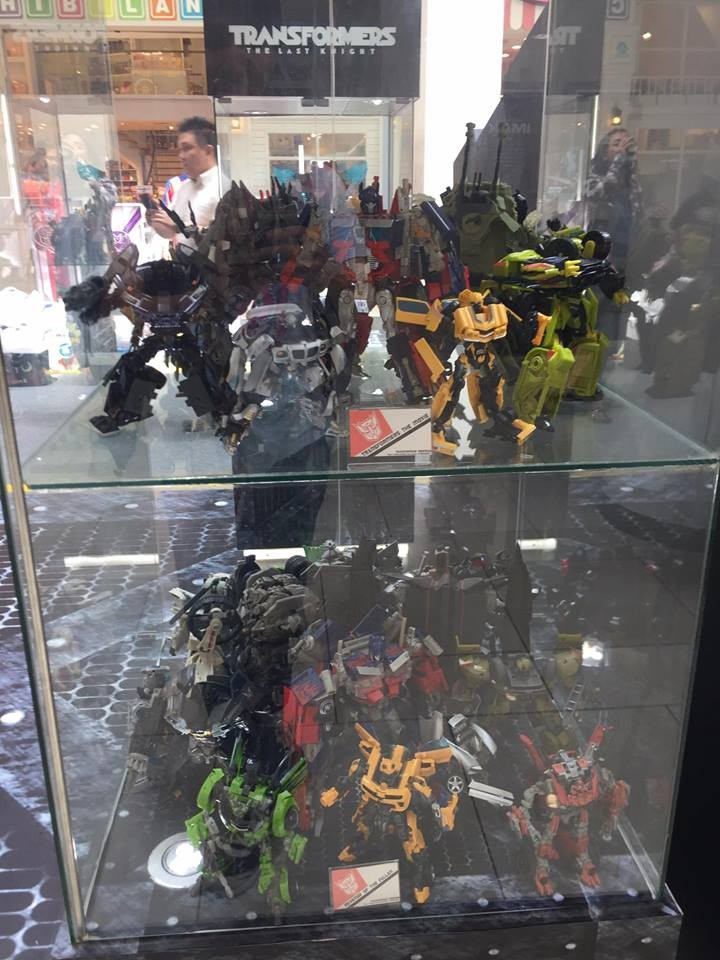 Transformers News: Transformers: The Last Knight Toy Launch in Indonesia, Hong Kong Images