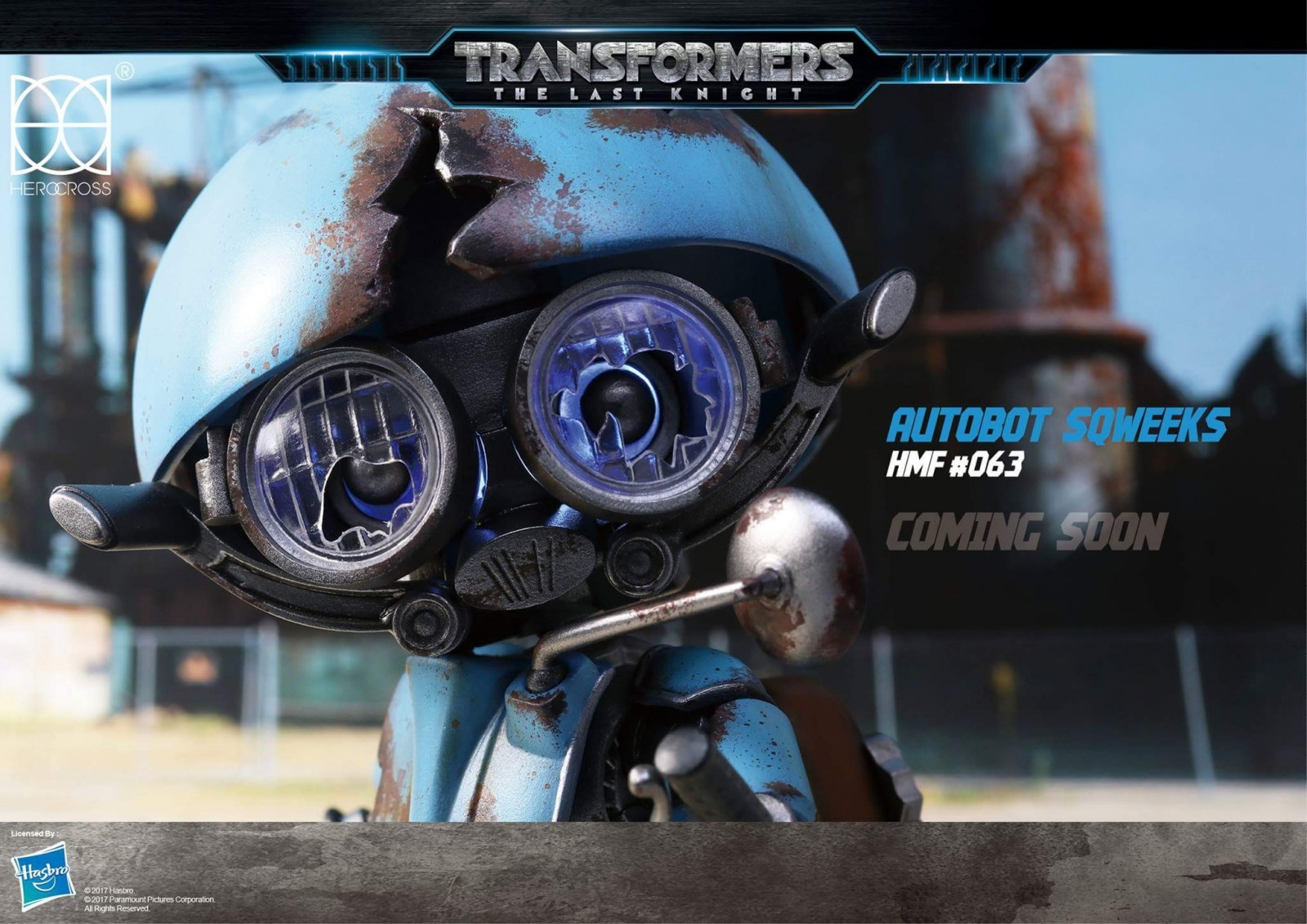 Transformers News: Herocross The Last Knight Products Discussion Thread